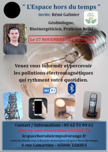 évènements - Conference electromagnétique