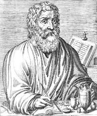 Hippocrate père de la médecine ( santé)