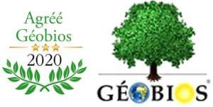 Label Géobios 2020 Rémi Galinier géobiologue Tarbes 65